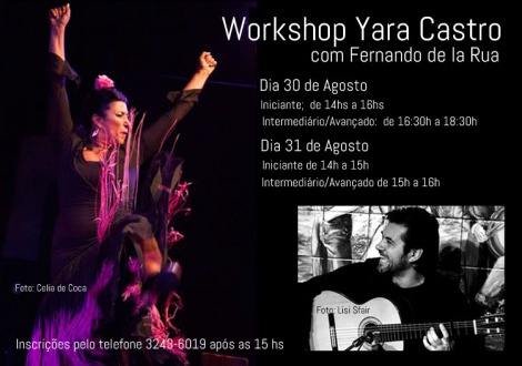 Workshop Yara Castro